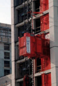 Personnel Hoists | Personnel and Material Hoists