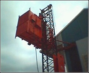 Hoist Equipment Testing | Hoist Test Tower