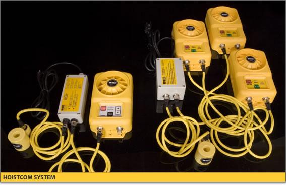 hoist communication system