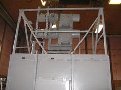 hoist refurbishing after