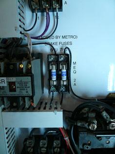 construction hoist rewiring 4