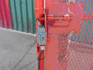 electro-magnetic safety interlocks