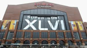 Lucas Oil Stadium Superbowl