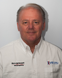 Roger Brummett, Vice President of Metro Elevator