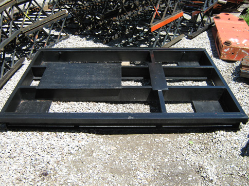 steel base pad
