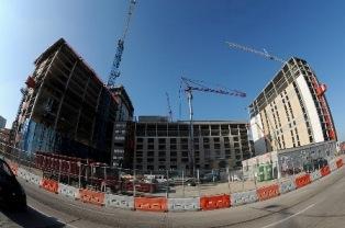 Construction Hoist Clients - JW Marriott
