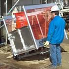 Compact Material Lift Platform