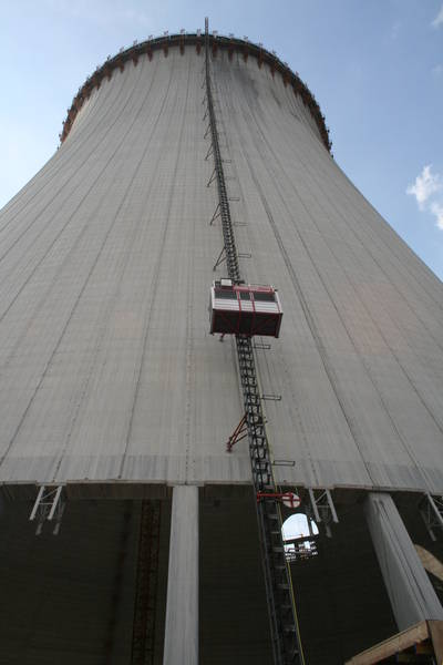 Construction Hoists And Industrial Lifts Metro Elevator