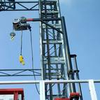Personnel and Material Hoist Cabin Roof