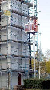 Bocker rack and pinion lifts
