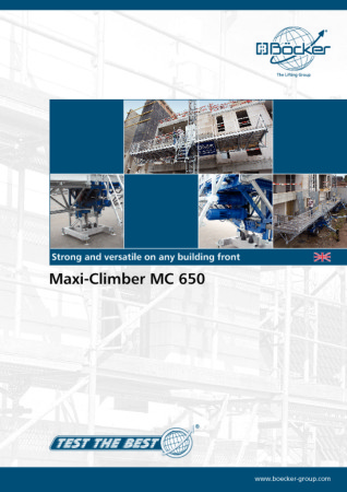Bocker PDF Brochures