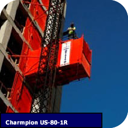 Champion Hoist Us 80 1rn
