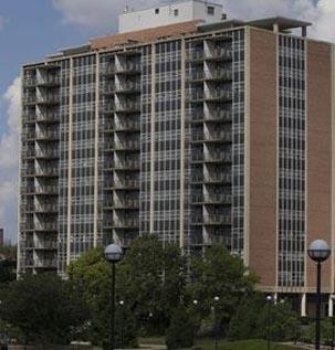 Scioto Hall at University of Cincinnati