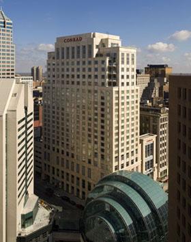 Conrad Hotel - Indianapolis
