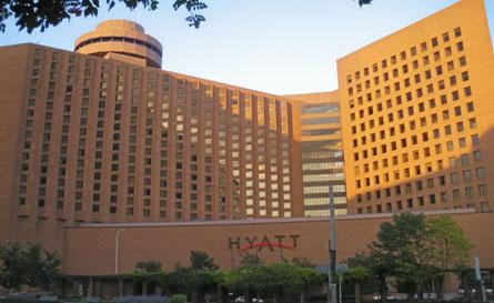 Hyatt Hotel - Indianapolis