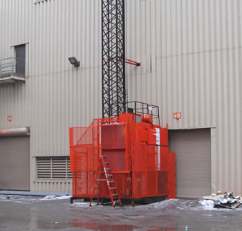 industrial lifts for lease