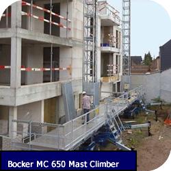 Mast Climber Bocker
