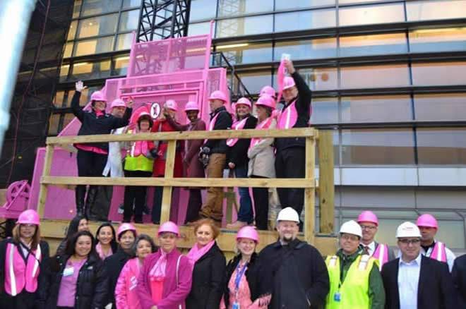 pink-elevator-cleveland-oh